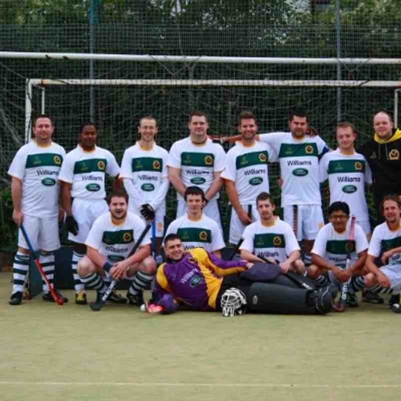 2013-09-07 - Golborne Friendly