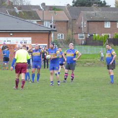 Development 15 V's Mosborough 28/10/17