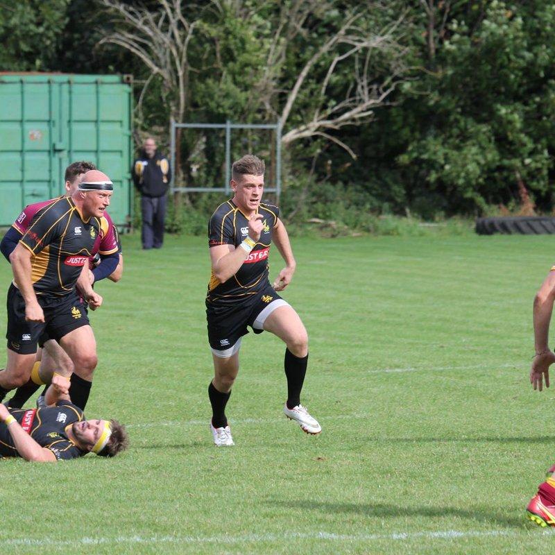 1st Team beat Tunbridge Wells 16 - 6