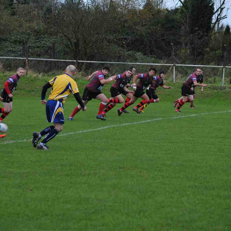 Coventry Welsh V Brackley RFC