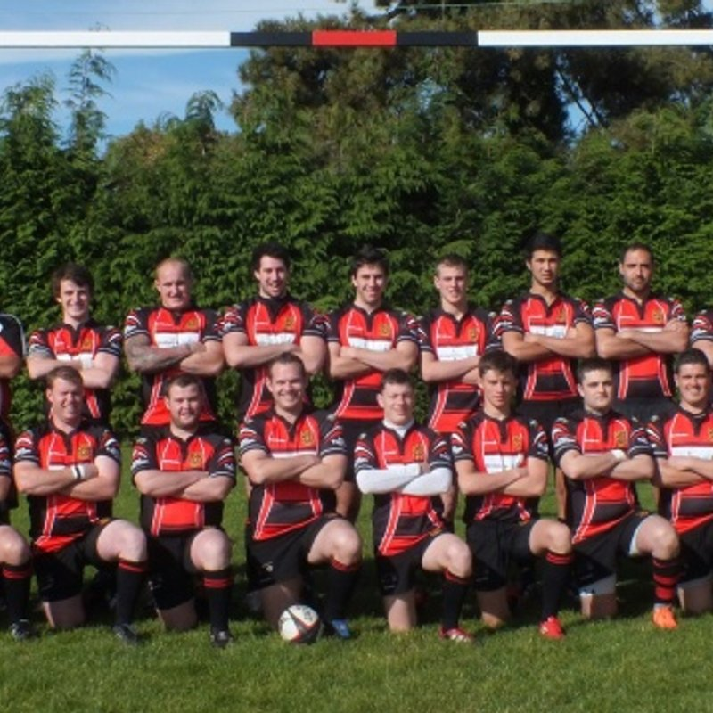 2nd XV lose to Old Bristolians II 5 - 7