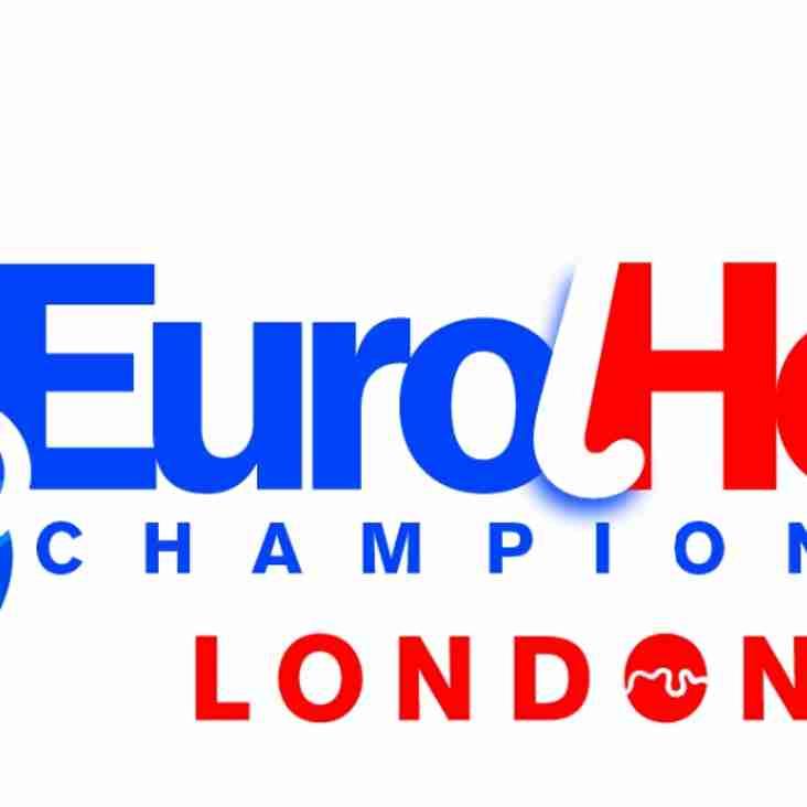 Euro Hockey Championship London 2015
