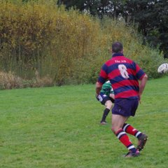 Sileby 2s (29/10/2016)