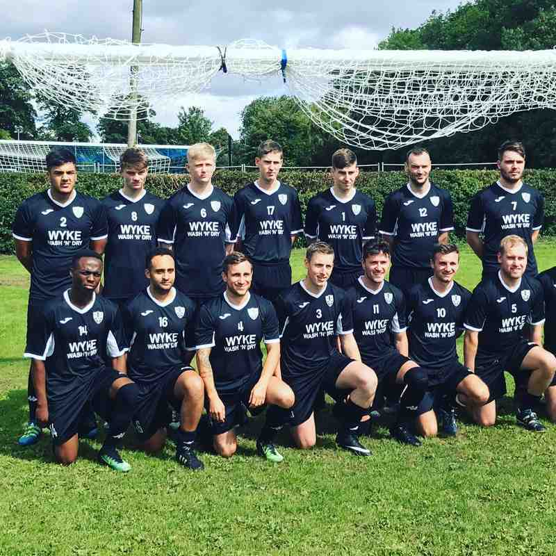 Away vs Boroughbridge 12th August 2017