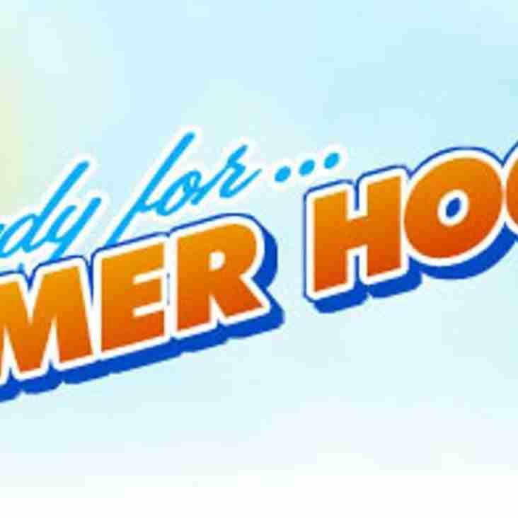 Summer Hockey Junior Coaching