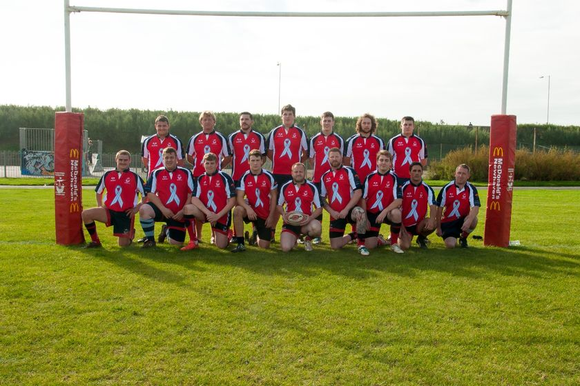 2nd XV lose to Crowborough 3