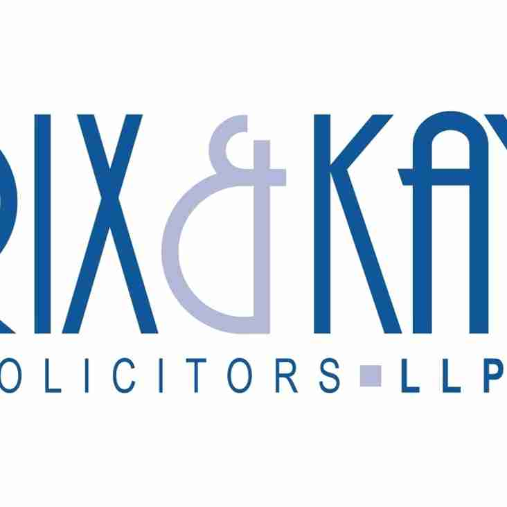 Rix & Kay Sportsmans Dinner - 4th March 2016