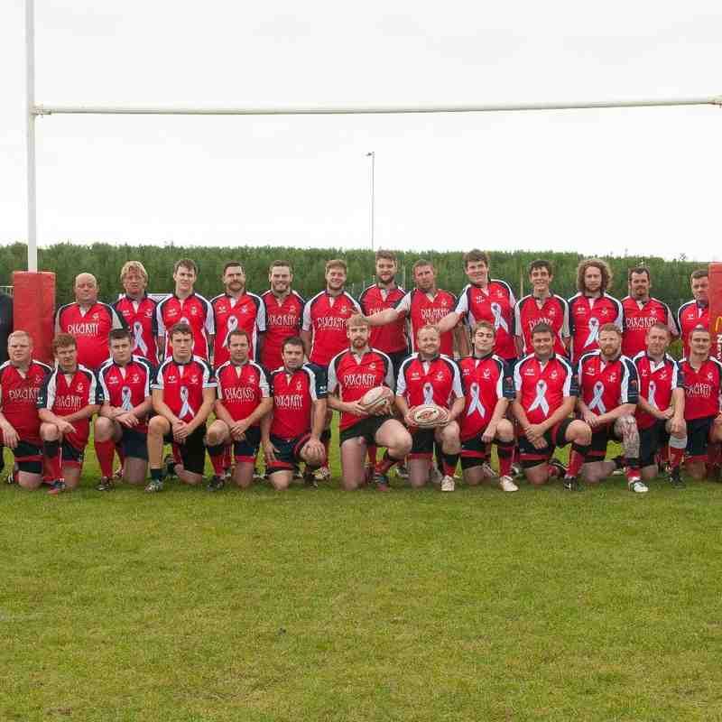 Senior Mens Squads 2014-15