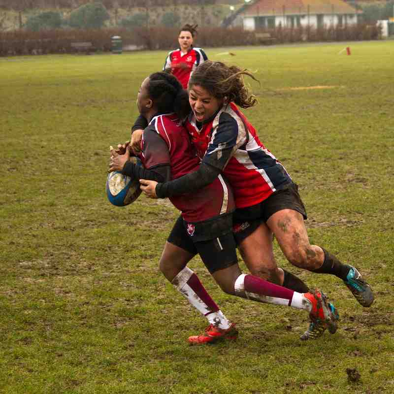 Ladies Vs Streatham & Croydon Ladies