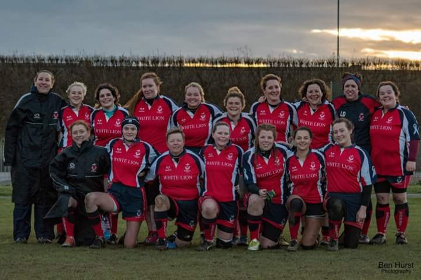 Seaford Ladies  beat Lordswood Valkyries Ladies