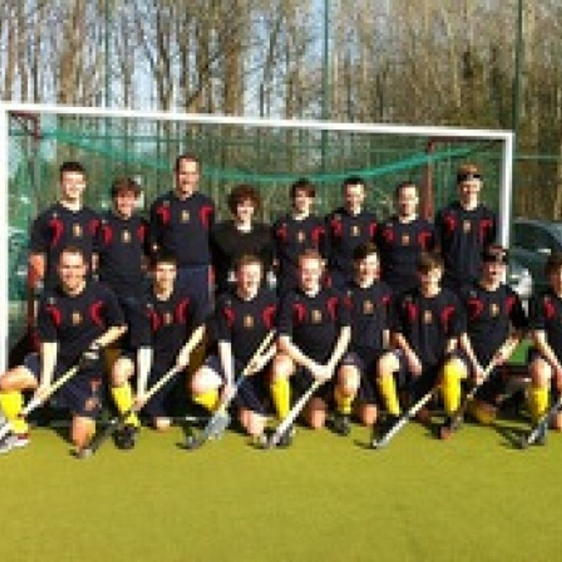 Mens 2nd XI beat Bolton Men's 2s 0 - 1