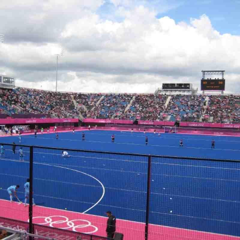 Olympic Hockey, Handball and Park