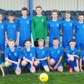EAGLES vs. Uttoxeter Juniors