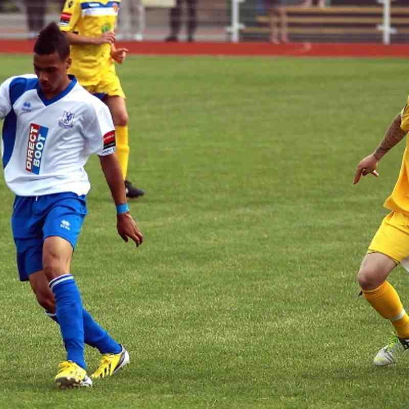 Enfield Town 3 Witham Town 1 (04/08/13)