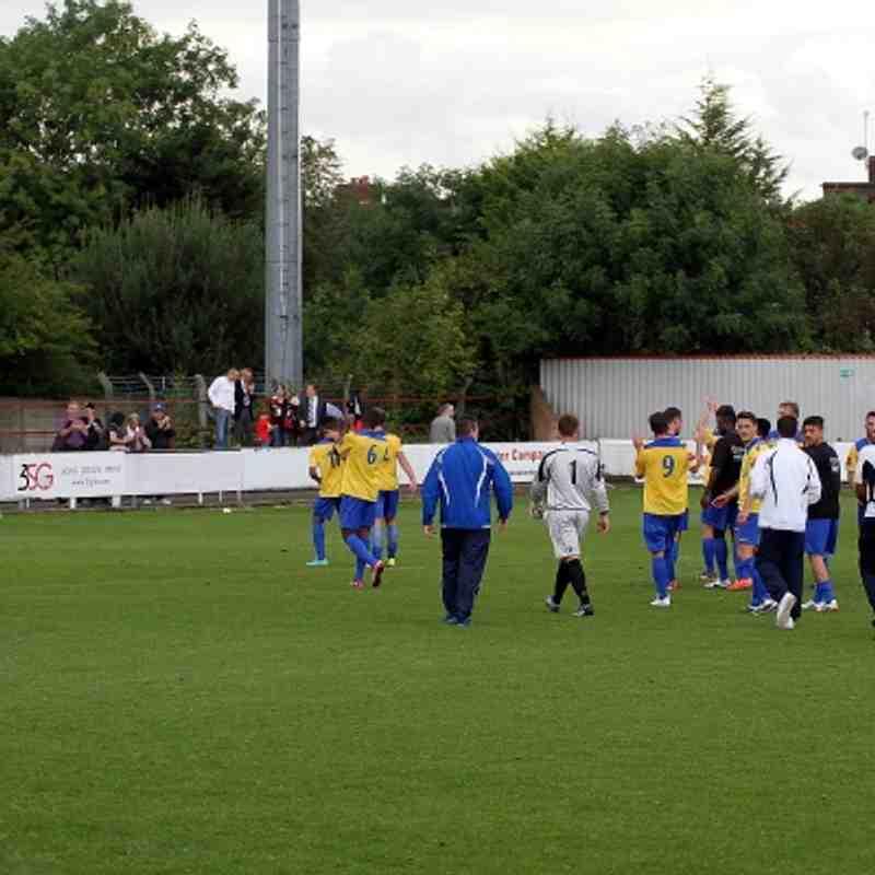 Hendon 0 Enfield Town 3