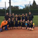 Ladies 1s win at home