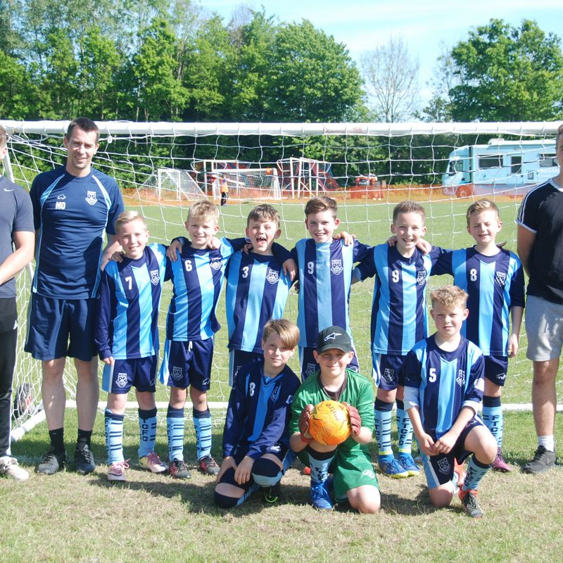 Eversley and California vs. Fleet Town Colts FC