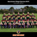 Manchester Village Spartans RFC vs. Lymm Kestrels (4th XV)