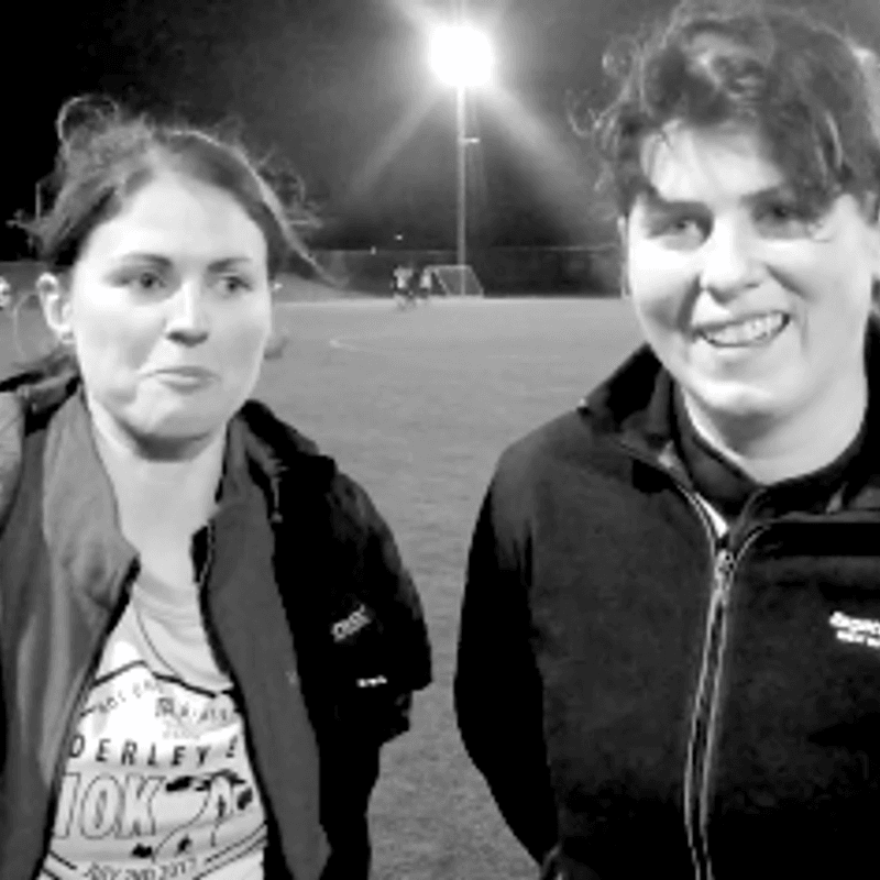 Ben, Andrea and Terri talk about our 02 Touch Rugby Sessions