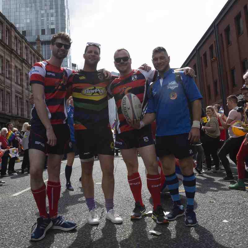 Manchester Pride Parade 2018 - Album 2
