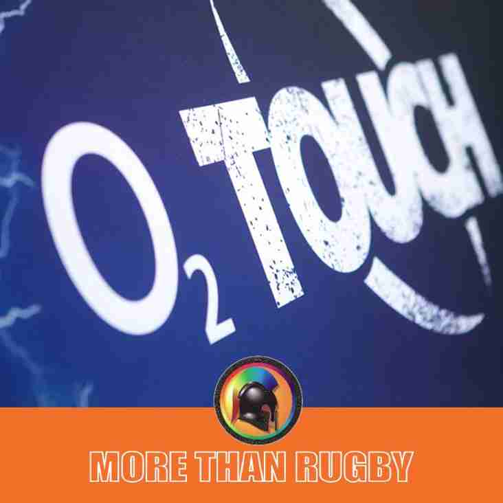 02 Touch - Venue change for Autumn training