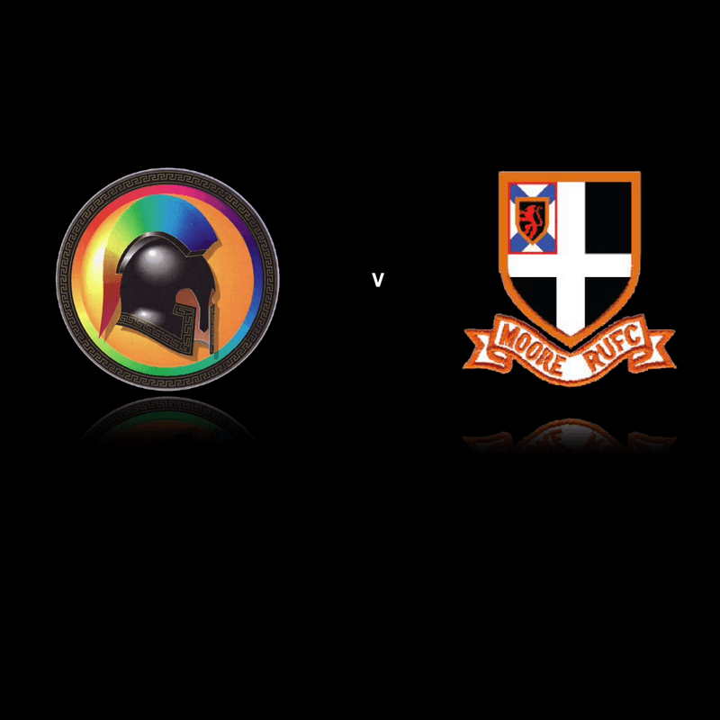 1st XV face Moore RUFC at home