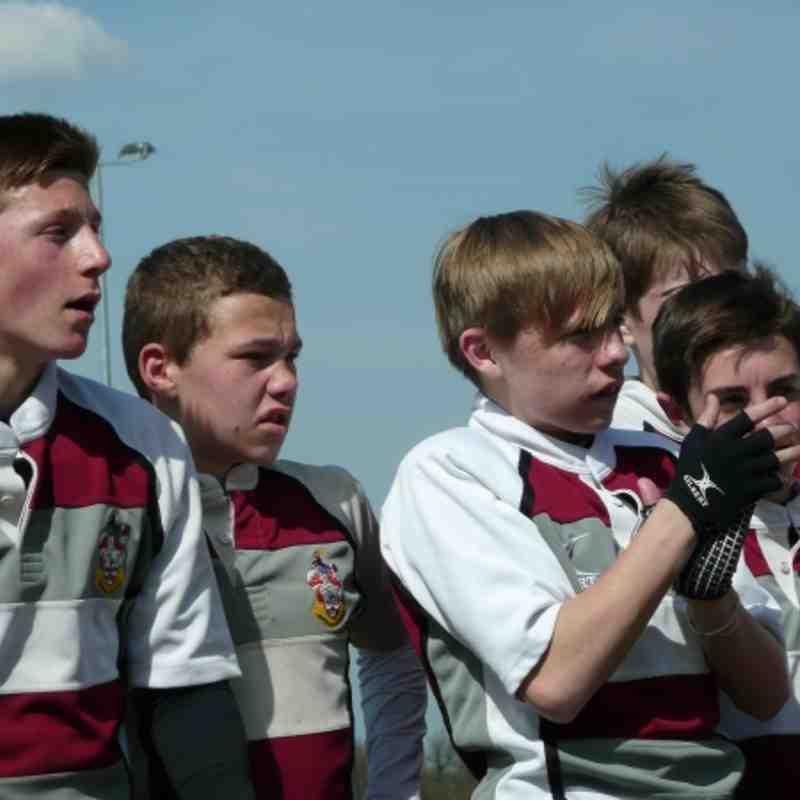 U14s Essex Cup Final