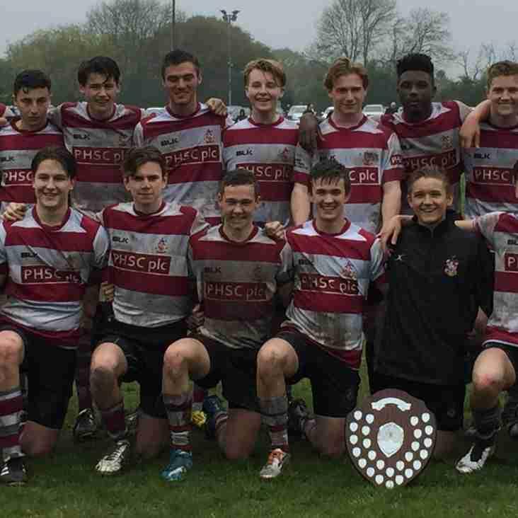 Essex U18 Cup Final 26th February, 2017
