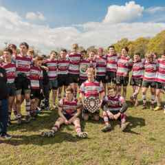 U17s Retain County Cup