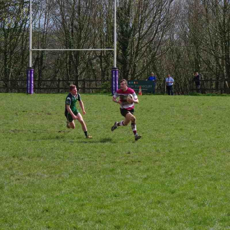 U18 vs Ivybridge 4/7