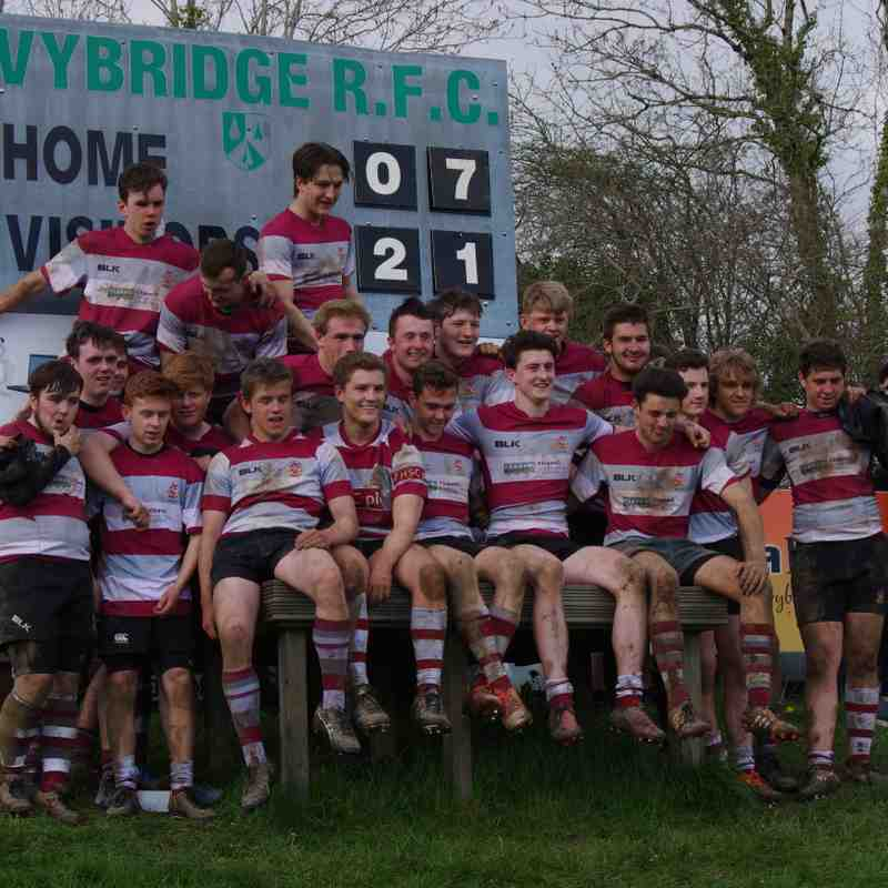 U18 vs Ivybridge 4/7