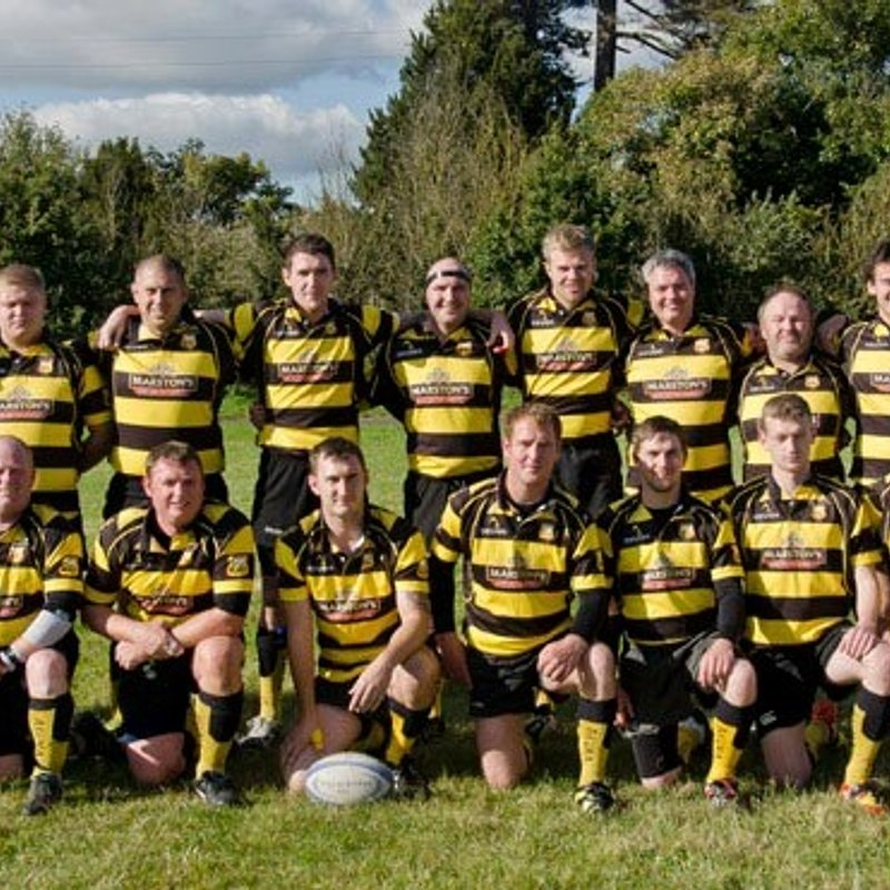 Wellesbourne RFC beat Claverdon 36 - 25