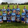 Under 8's Golds lose to Crosfields Cobras