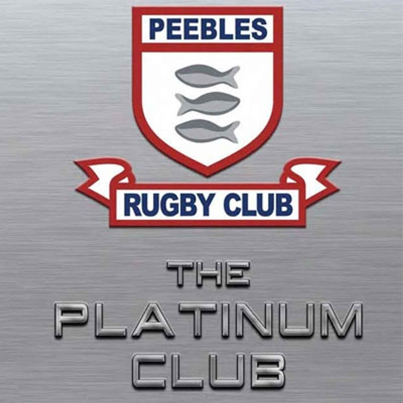 Platinum Club Winners for May 2016