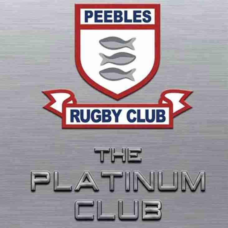 Platinum Club Winners for the June Super-draw