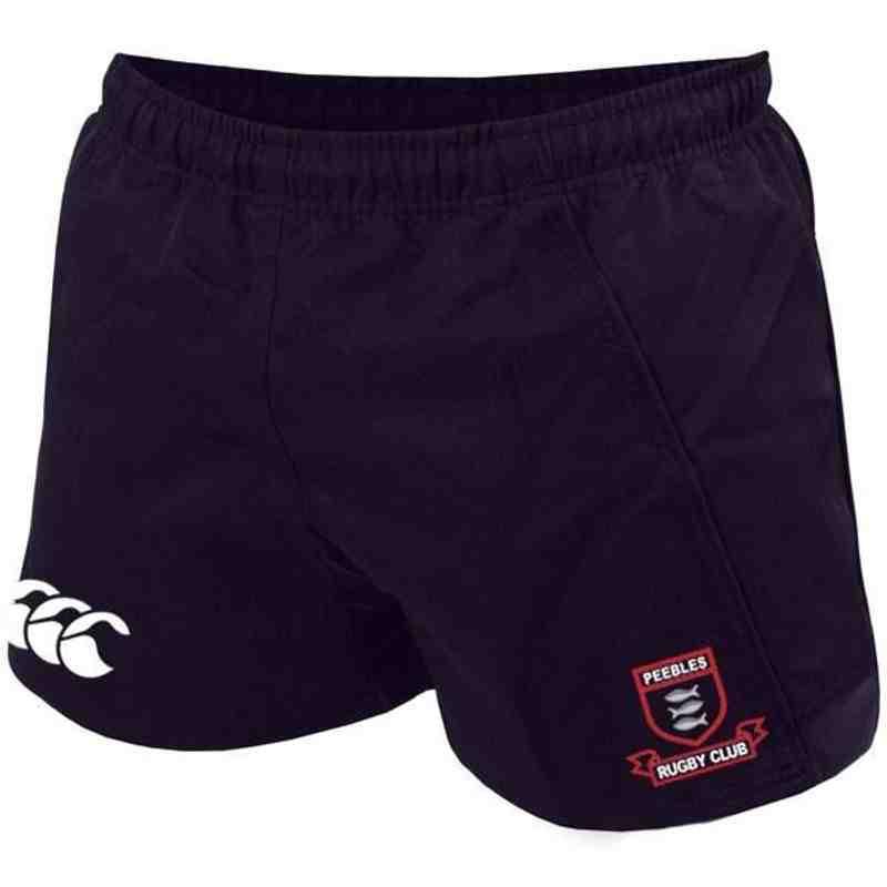 Peebles RFC Rugby Shorts