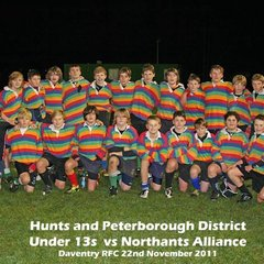 Hunts and Peterborough County Rugby Union Images