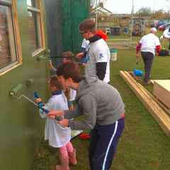 ECB Launch Video of our CricketForce Day at Edgbaston