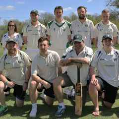 Lymington embarrass under-strength firsts