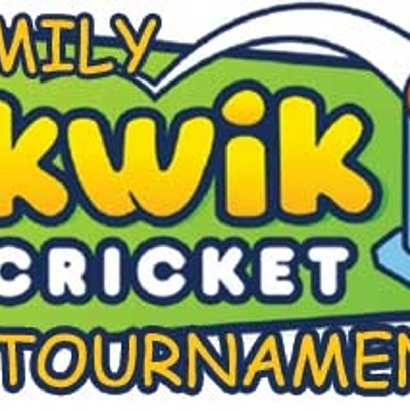 Kwik Cricket Tournament on Saturday September 3rd - For Type 1 Diabetes