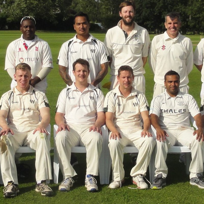 Pylewell Park 122/5 - 121 Winterbourne Cricket Club