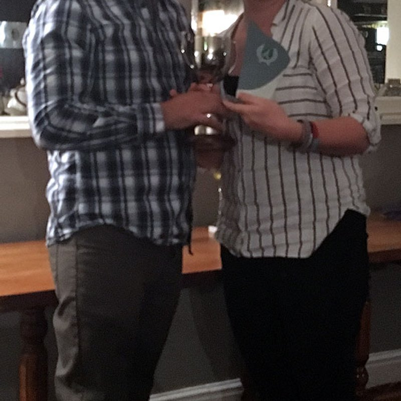 SOPHIE WINS CLUBMAN OF THE YEAR AT ANNUAL AWARDS NIGHT