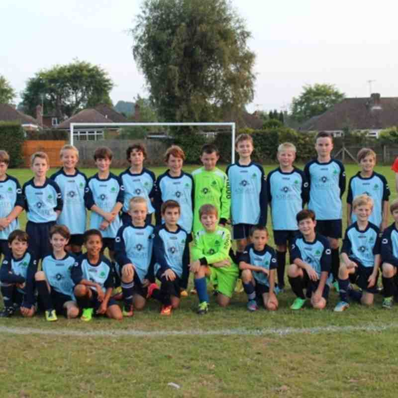 U11 - AC and Inter - 2014/18 Season