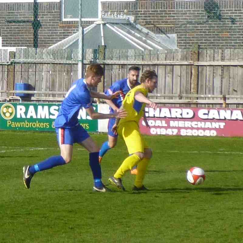 Whitby Town v Frickley Athletic - 06/04/15