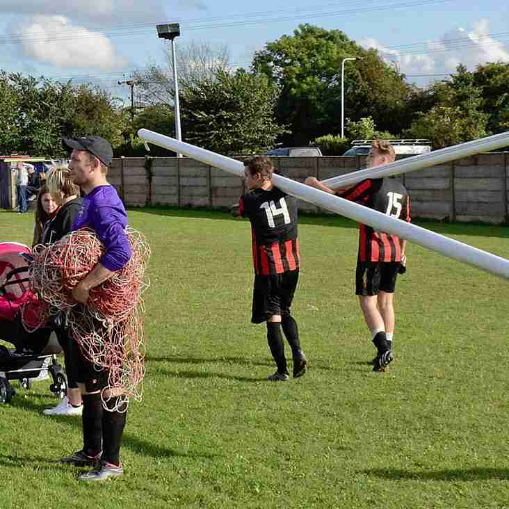 Maltby match report now online
