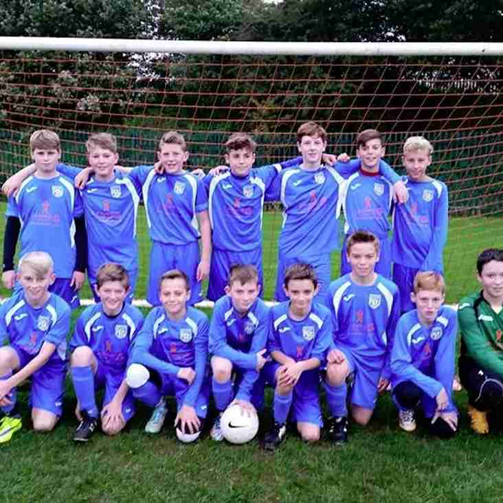 Frickley Academy Under 13's Report - 13/03/16