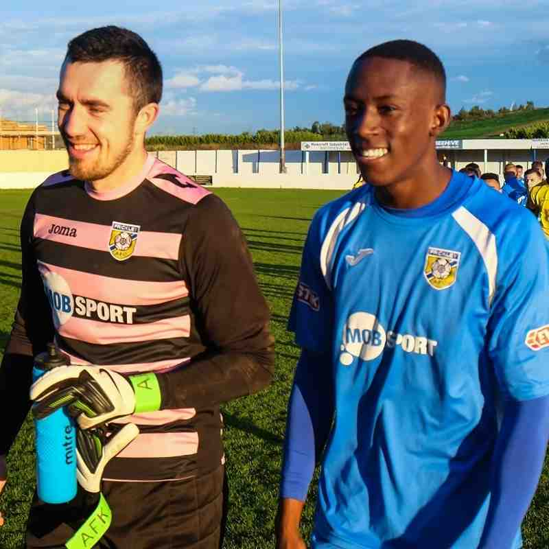 Frickley Athletic v Sutton Coldfield Town - 24/10/15