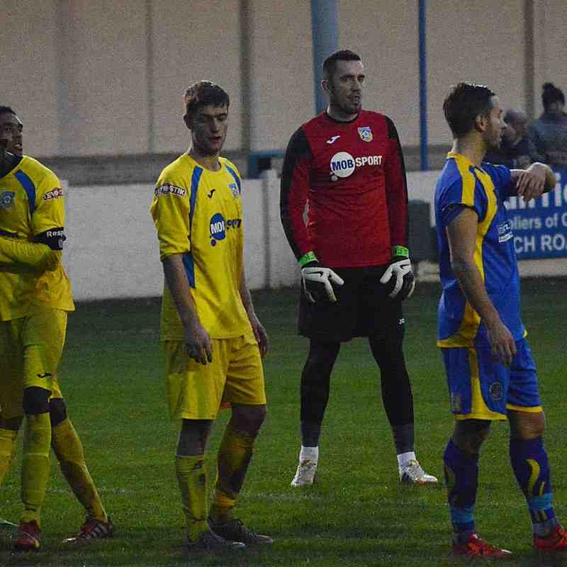 Buxton v Frickley Athletic - 31/10/15