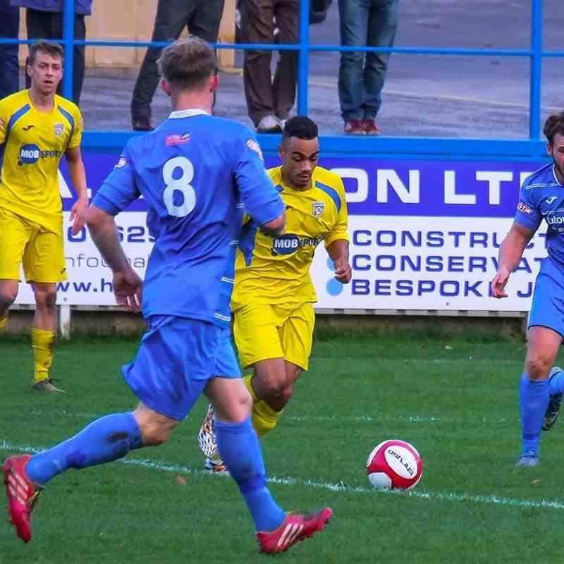 Matlock Town v Frickley Athletic - 07/11/15