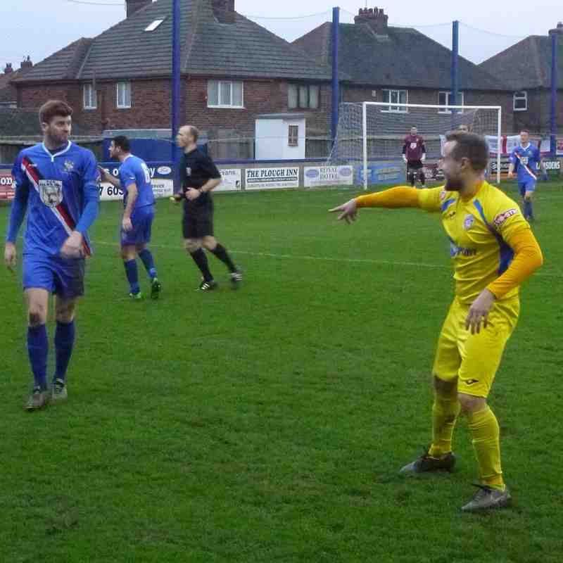 Whitby Town v Frickley Athletic - 28/12/15